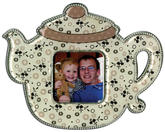Epoxy Magnet - Beige Teapot