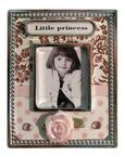 Scrapbook Magnet - Little Princess