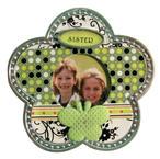 Scrapbook Magnet - Sister