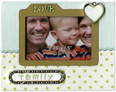 Scrapbook Magnet - Family Love